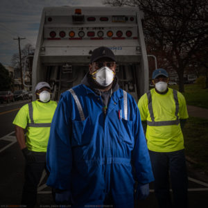 Streets Department Workers